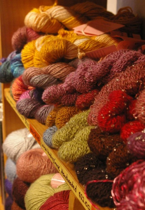Louisa Harding yarns