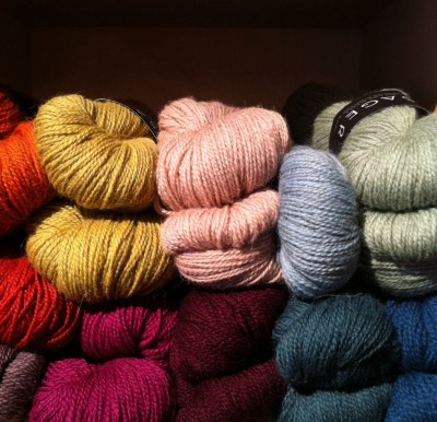 A selection of colours in Alpaca 2